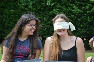 Childhood Eye Cancer Trust - Teenage Weekend 2015