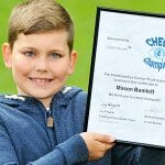 Childhood Eye Cancer Trust - Nominate a CHECT champion