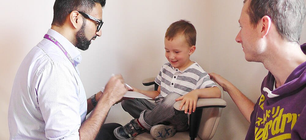 Childhood Eye Cancer Trust - What might happen next