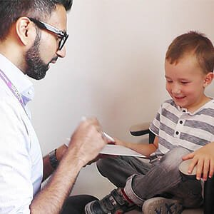Childhood Eye Cancer Trust - what might happen next 1