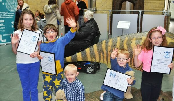 CHECT members day is a roaring success