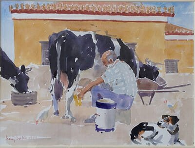 Cows - Lucy Willis