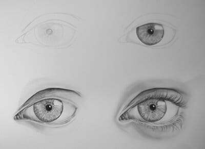 Eyes - Sarah Phipps