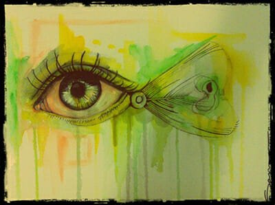 samo eye art