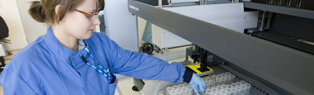 CHECT photo - retinoblastoma past research