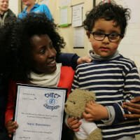 Photo of Hackney CHECT Champion Isaac Stevenson