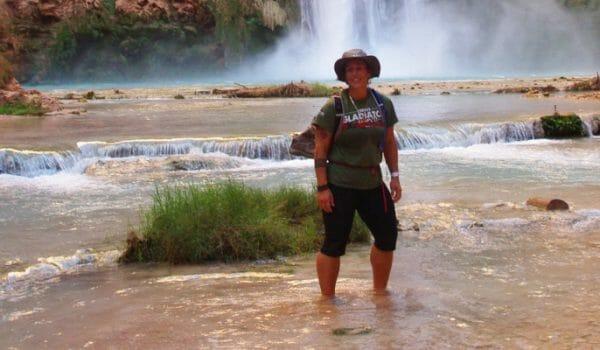 Katy's Grand Canyon charity trek