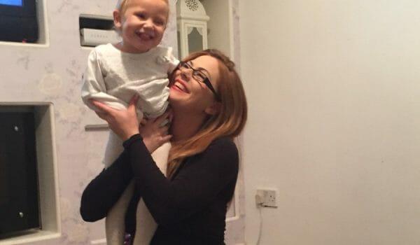 Mum backs campaign to improve eye cancer awareness