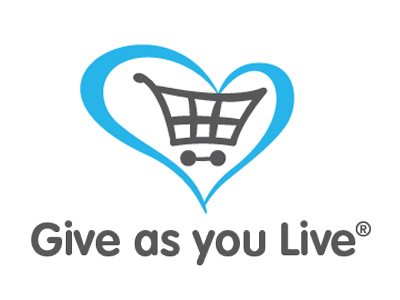 Childhood Eye Cancer Trust - Give As You Live logo