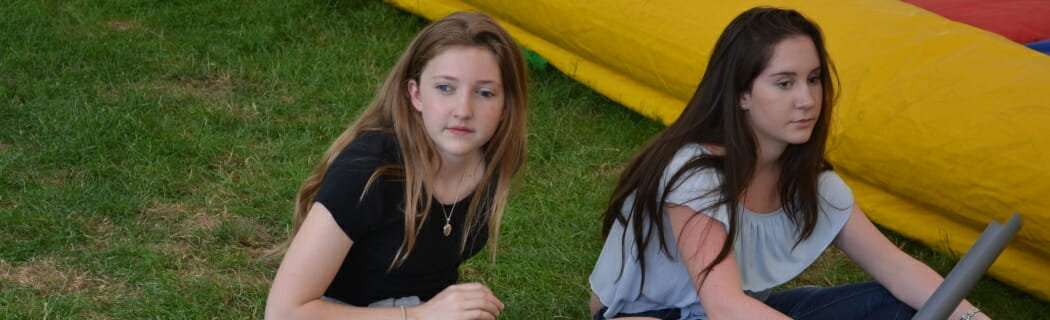 CHECT photo - teenage members