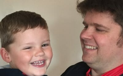 Will's cycling challenge inspired by son Benjamin
