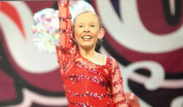 Amazing Grace wins at dance champs