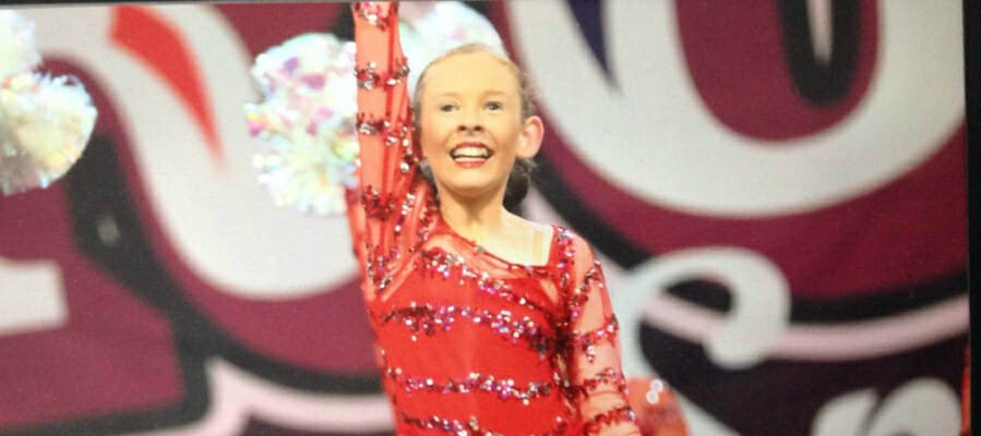 Amazing Grace wins at dance champs
