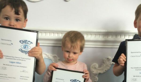 Siblings scoop bravery awards