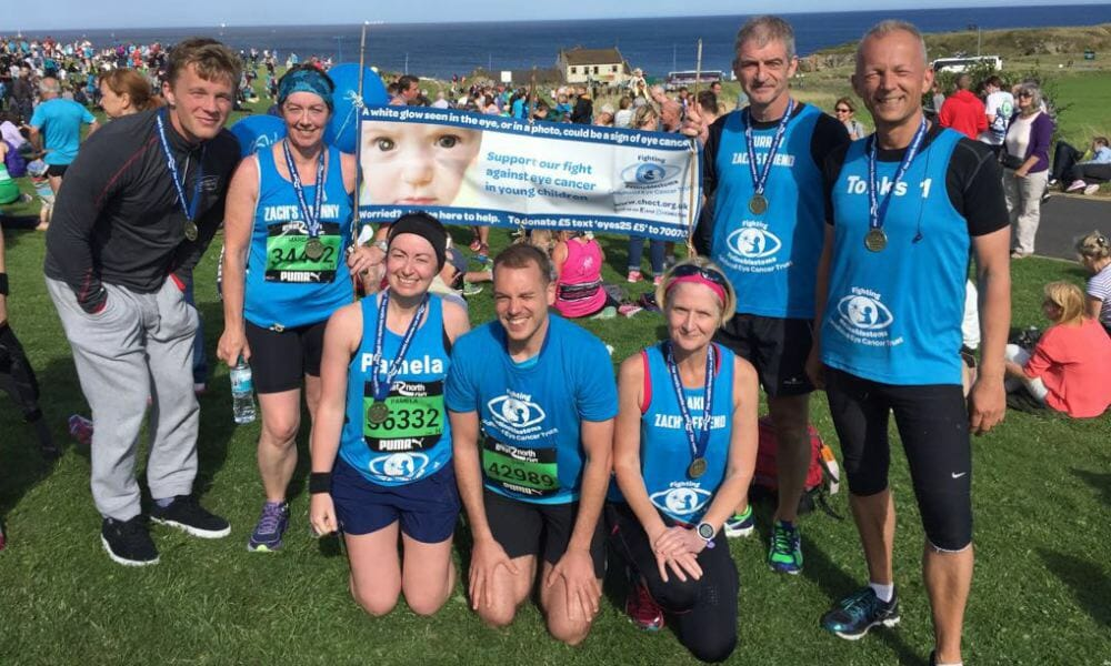 CHECT photo - Great North Run