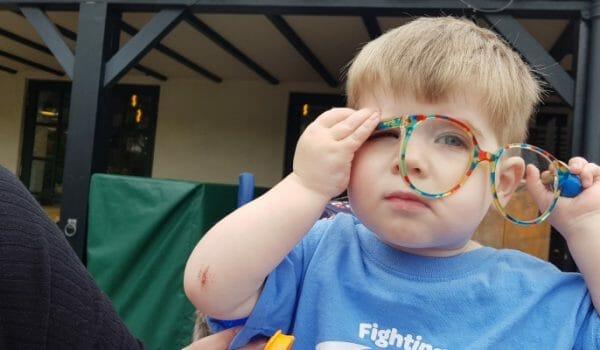 Crazy Glasses Day