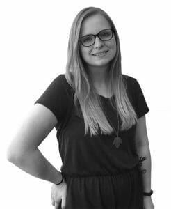 CHECT photo - Beth Lardner, our administrative assistant
