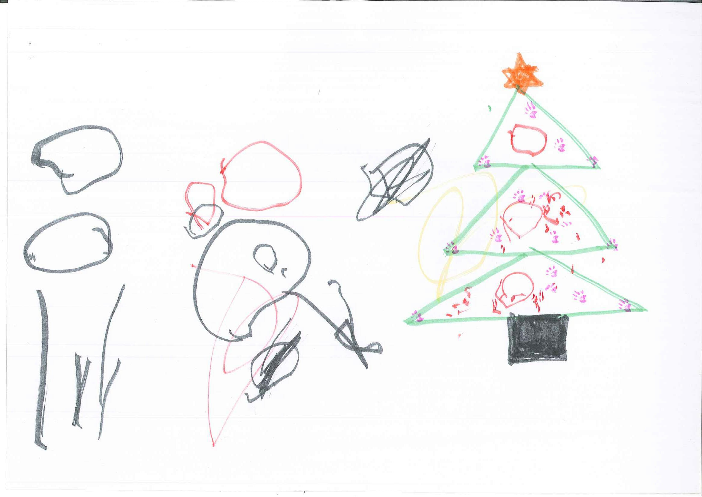 CHECT Christmas card competition - Imogen