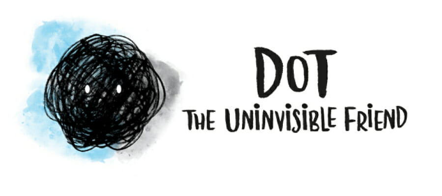 Illustration of the Alice and Dot awareness campaign