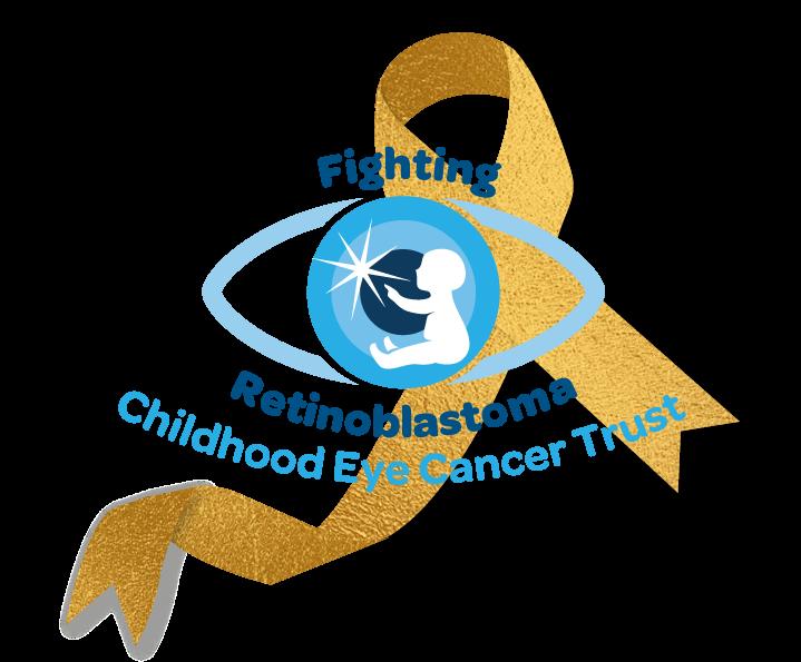 Childhood Cancer Awareness Month logo