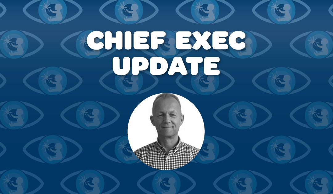CHECT Chief Exec blog update