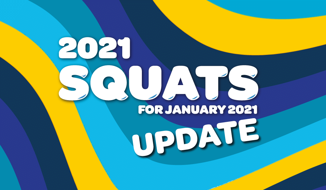 2021 Squats thank you and fundraising total revealed