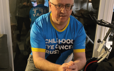 Vision Express store manager takes on epic squats challenge for charity