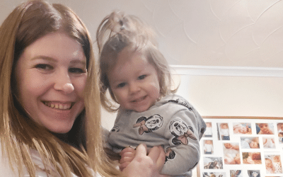 Baby diagnosed with eye cancer after auntie spots unusual symptom