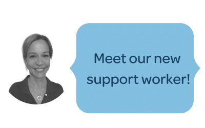 Meet our new support worker Lena!